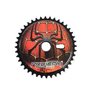 Coroa Engrenagem De Bicicleta 40 Dentes Modelo Aranha