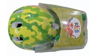 kit Proteção infantil Abs Kids Share Cores Skate Patins