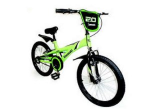 Bicicleta aro 20 Kawasaki