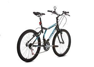 Bicicleta aro 24 ATLANTIS LAND Houston 21 Marchas