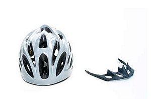 Capacete Absolute Nero Com Leds Para Ciclistas