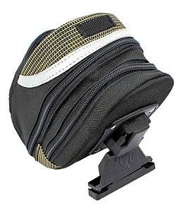 Bolsa De Selim Com Refletor E Capa E Bolso Para Bicicletas