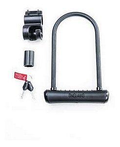 Cadeado Trava U-lock Onguard 8153 Chave Bike Moto Original