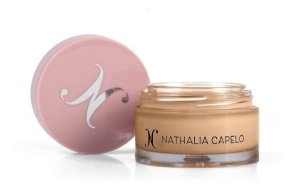 La Mousse Camuflagem Nathalia Capelo Nathalia Cor Vanilla