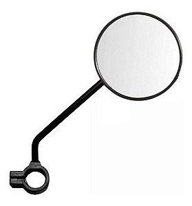 Espelho Retrovisor Adulto Com Haste De 12 Cm Espelho 5,4 Cm