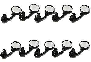 Kit Com 10 Espelho DE  Bar Ends 54mm