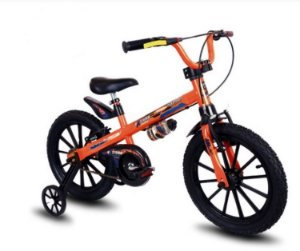 Bicicleta Aro16 Nathor Masculina Extreme