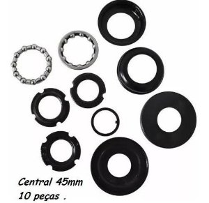 Caixa Movimento Central Neco 10 Pcs  45mm