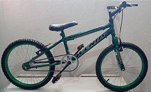 Bicicleta aro 20 MTB Verde