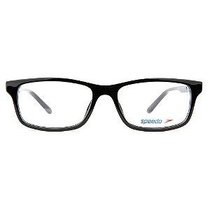 Óculos de Grau Speedo SPK6010I A02/51 Preto/Azul