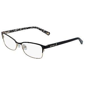 Armação de Óculos Nine West NW1087 001 - 52 - Preto