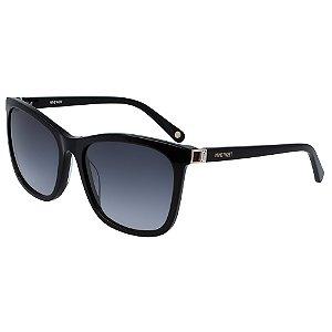 Óculos de Sol Nine West NW637S 001 - 58 - Preto