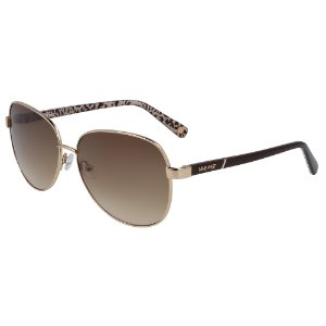 Óculos de Sol Nine West NW126S 717 - 58 - Marrom