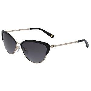 Óculos de Sol Nine West NW128S 001 - 56 - Preto