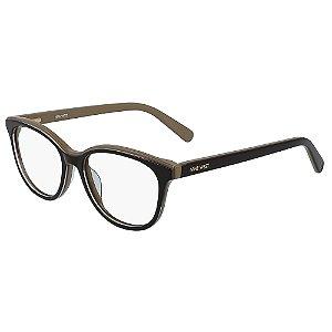 Armação de Óculos Nine West NW5172 200 - 49 - Preto