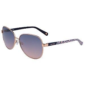 Óculos de Sol Nine West NW126S 770 - 58 - Azul