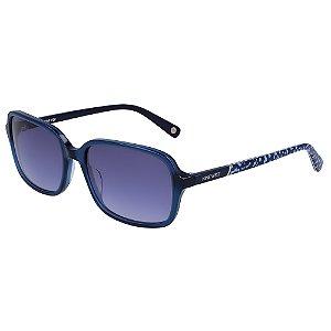 Óculos de Sol Nine West NW636S 400 - 57 - Azul