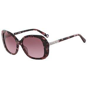 Óculos de Sol Nine West NW626S 603 - 57 - Vermelho