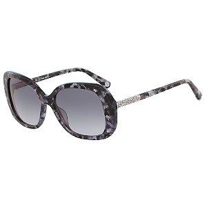 Óculos de Sol Nine West NW626S 429 - 57 - Cinza