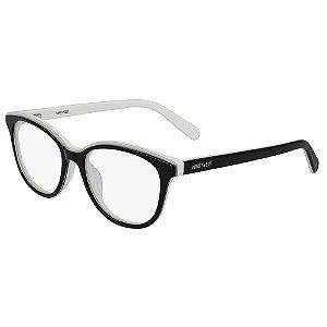 Armação de Óculos Nine West NW5172 001 - 49 - Preto