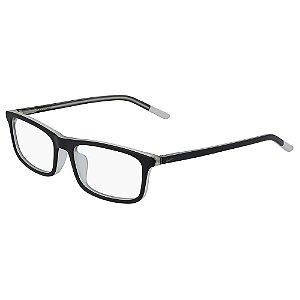 Armação de Óculos Nike 5540 011 - 47 - Preto - Infantil