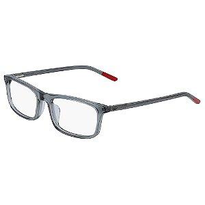 Armação de Óculos Nike 5540 060 - 47 - Cinza - Infantil