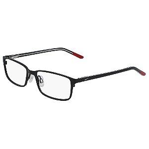 Armação de Óculos Nike 5580 019 - 52 - Preto - Infantil