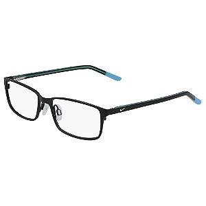 Armação de Óculos Nike 5580 018 - 52 - Preto - Infantil