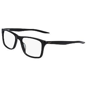 Armação de Óculos Nike 7254 012 - 56 - Preto