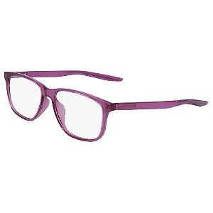 Armação de Óculos Nike 5019 604 - 50 - Rosa