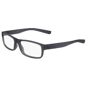 Armação de Óculos Nike 5090 070 - 47 - Cinza