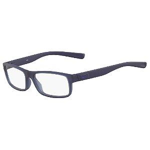 Armação de Óculos Nike 5090 402 - 47 - Azul - Infantil