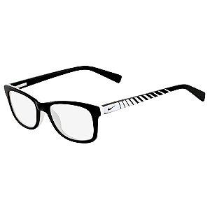 Armação de Óculos Nike 5509 010 - 46 - Preto - Infantil