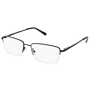 Armação de Óculos Marchon NYC M-2016 002 - 55 - Preto