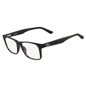 Armação de Óculos Lacoste L2741 214 - 53 - Marrom
