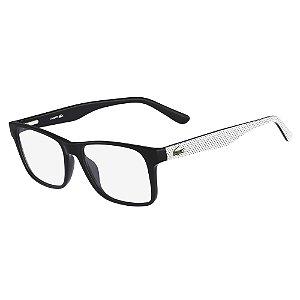 Armação de Óculos Lacoste L2741 001 - 53 - Preto