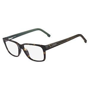 Armação de Óculos Lacoste L2692 214 - 54 - Marrom