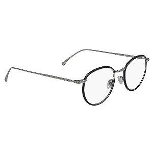 Armação de Óculos Lacoste L2602ND 001 - 48 - Preto