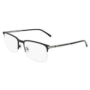 Armação de Óculos Lacoste L2268 001 - 57 - Preto