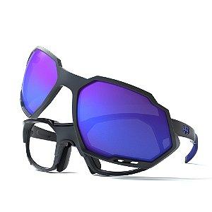 Armação de Óculos HB RUSH Performance Graphite - Clip On