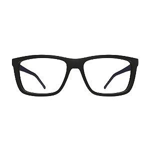 Armação de Óculos HB Switch 0380 Carbon - Clip On Polarizado