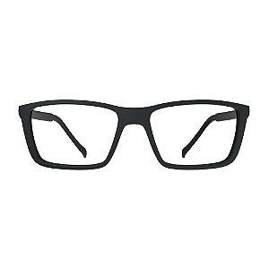 Armação de Óculos HB Switch 0379 Black - Clip On Polarizado