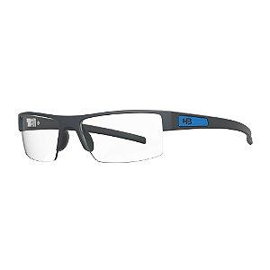 Armação de Óculos HB 0398 Matte Graphite  - 57