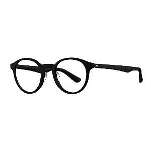 Armação de Óculos HB ECOBLOC 0397 - Matte Black - 49