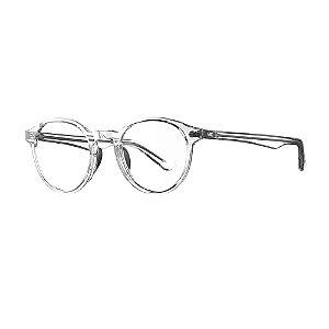 Armação de Óculos HB ECOBLOC 0397 Clear - Transparente - 49