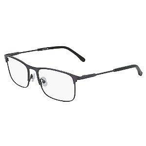 Armação de Óculos Lacoste L2252 033 - 54 - Cinza