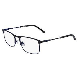 Armação de Óculos Lacoste L2252 001 - 54 - Preto
