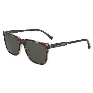Óculos de Sol Lacoste L910S 218 - 54 - Marrom