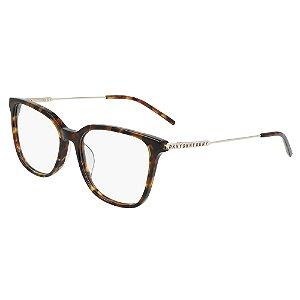 Armação de Óculos DKNY DK7004 205 - 53 - Marrom - Gatinho