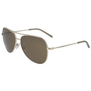 Óculos de Sol DKNY DK102S 717 - 58 - Marrom